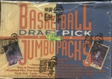 1993/94 Classic Draft Picks & Prospects Basketball Jumbo Box