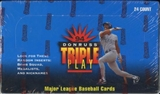1994 Donruss Triple Play Baseball Retail Box