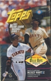 1997 Topps Series 1 Baseball Hobby Box