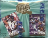 1994 Fleer Ultra Series 2 Football Jumbo Box
