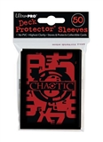 Ultra Pro Chaotic Standard Deck Protectors 50 Count Pack