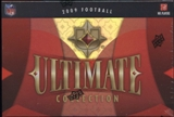 2009 Upper Deck Ultimate Collection Football Hobby Box