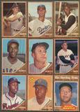 1962 Topps Baseball Complete Set (EX-MT) Set 2