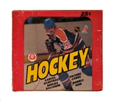1982/83 O-Pee-Chee Hockey Wax Box