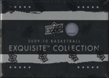2009/10 Upper Deck Exquisite Basketball Hobby Box