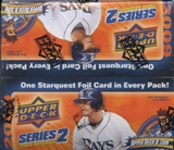 2009 Upper Deck Series 2 Baseball 24-Pack Box