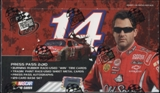 2010 Press Pass Racing Hobby Box