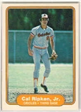 1982 Fleer Baseball Near Complete Set (NM-MT)