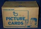1982 Topps Baseball Vending 24-Box Case