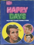 Happy Days Wax Box (1976 Topps)