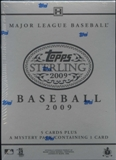 2009 Topps Sterling Baseball Hobby Box