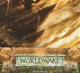 Magic the Gathering Worldwake Intro Pack Box
