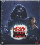 Star Wars Galaxy Series 5 Hobby Box (Topps 2010)