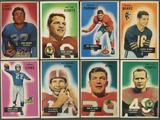 1955 Bowman Football Complete Set 2 (EX)
