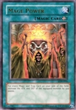 Yu-Gi-Oh Labyrinth of Nightmare Single Mage Power Ultra Rare (LON-050)