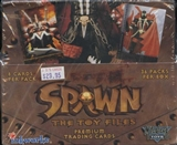 Spawn The Toy Files Box (Inkworks)