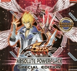 Konami Yu-Gi-Oh Absolute Powerforce Special Edition Box