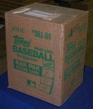1984 Topps Baseball Rack 3-Box Case