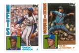 1984 Topps Traded & Rookies Baseball Complete Set (NM-MT)