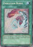 Yu-Gi-Oh Hidden Arsenal Single Evolution Burst Secret Rare
