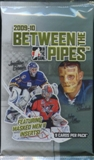 2009/10 In The Game Between the Pipes Hockey Hobby Pack