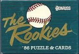 1986 Donruss Rookies Baseball Factory Set (Bonds!)