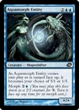 Magic the Gathering Planar Chaos Single Aquamorph Entity UNPLAYED (NM/MT)