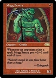 Magic the Gathering Planeshift Single Mogg Sentry UNPLAYED (NM/MT)
