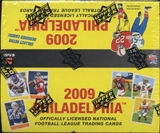 2009 Upper Deck Philadelphia Football 24-Pack Box