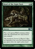 Magic the Gathering 2010 Single Inferno Elemental Foil