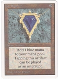 Magic the Gathering Unlimited Single Mox Sapphire UNPLAYED (NM/MT)