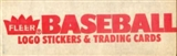 1986 Fleer Baseball Factory Set