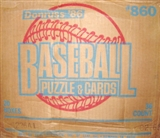 1986 Donruss Baseball Wax 20-Box Case
