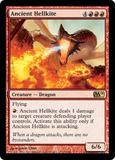 Magic the Gathering 2011 Single Ancient Hellkite Foil