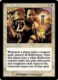 Magic the Gathering Invasion Single Pure Reflection UNPLAYED (NM/MT)