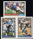 1992 Topps Football Complete Set (NM-MT)