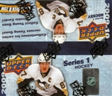2009/10 Upper Deck Series 1 Hockey 24-Pack Box