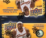 2009/10 Upper Deck Basketball 24-Pack Box - Blake Griffin !