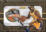 2009/10 Panini Hall of Fame Basketball Hobby Box