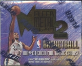1996/97 Skybox Metal Series 2 Basketball Retail Box