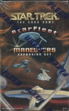 Star Trek: Starfleet Maneuvers Expansion Set Box (1996 Fleer)