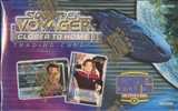 Star Trek: Voyager Closer To Home Hobby Box (1999 Skybox)