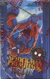 Spiderman Premium Eternal Evil Hobby Box (1996 Fleer)
