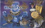 Babylon 5 Profiles Hobby Box (1999 Skybox)