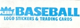 1987 Fleer Baseball Factory Set