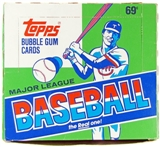 1987 Topps Baseball Cello Box