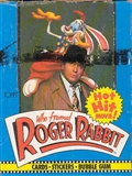 Who Framed Roger Rabbit? Wax Box (1988 Topps)