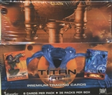 Titan A.E. Movie Hobby Box (2000 Inkworks)