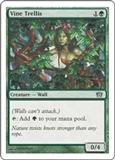 Magic the Gathering 8th Edition Single Vine Trellis Foil