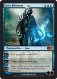 Magic the Gathering 2011 Single Jace Beleren FOIL